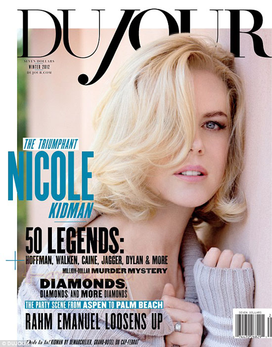 Nicole Kidman habla sobre su matrimonio con Tom Cruise