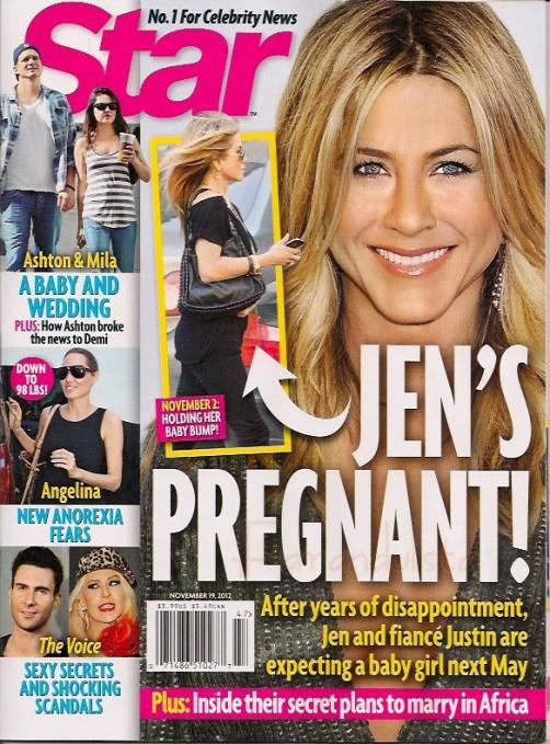jennifer aniston embarazada: