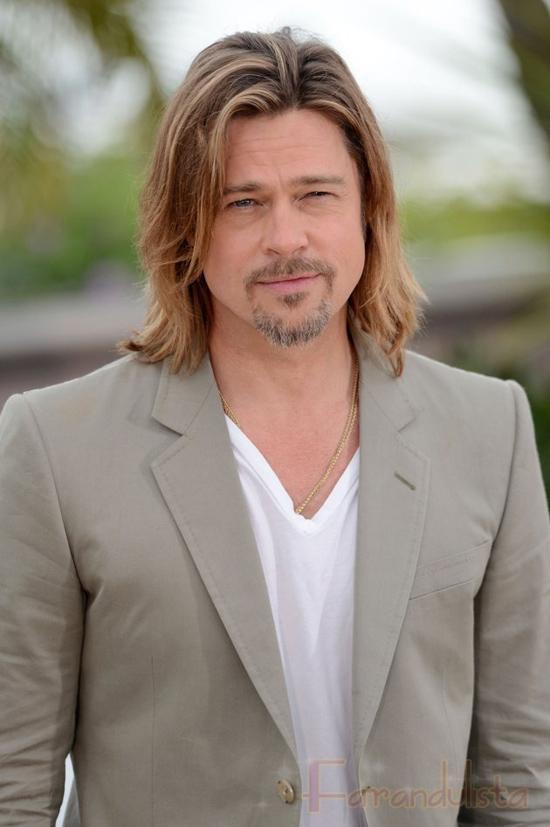 Brad Pitt dona 0 mil dolares a la lucha por la igualdad matrimonial