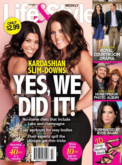 La Dieta de las Kardashians