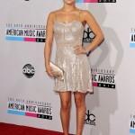 American Music Awards 2012 - Ganadores