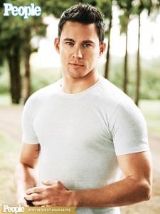 Channing Tatum el Hombre Más Sexy según People
