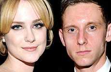 Evan Rachel Wood se casa con Jamie Bell