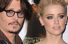 Johnny Deep & Amber Heard más íntimos?