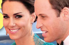 Kate Middleton y el Principe William tratando de quedar embarazados?