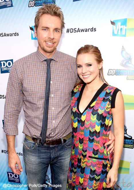 Kristen Bell & Dax Shepard serán padres!!!