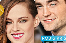 Kristen Stewart y Rob Pattinson embarazados? Eh?