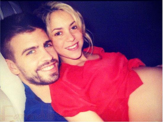 La pancita de Shakira - Es un baby boy!!