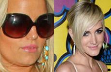 Jessica y Ashlee Simpson divididas por el divorcio de sus padres!!
