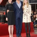 Hugh Jackman recibe estrella en el Paseo de la Fama