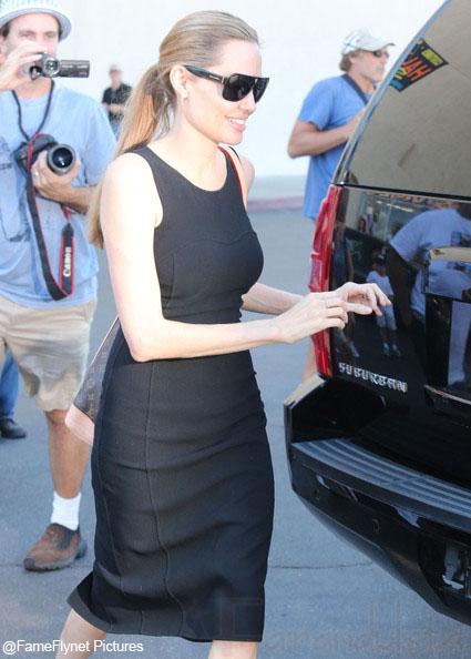 Angelina Jolie se retira de la actuación... en dos años?