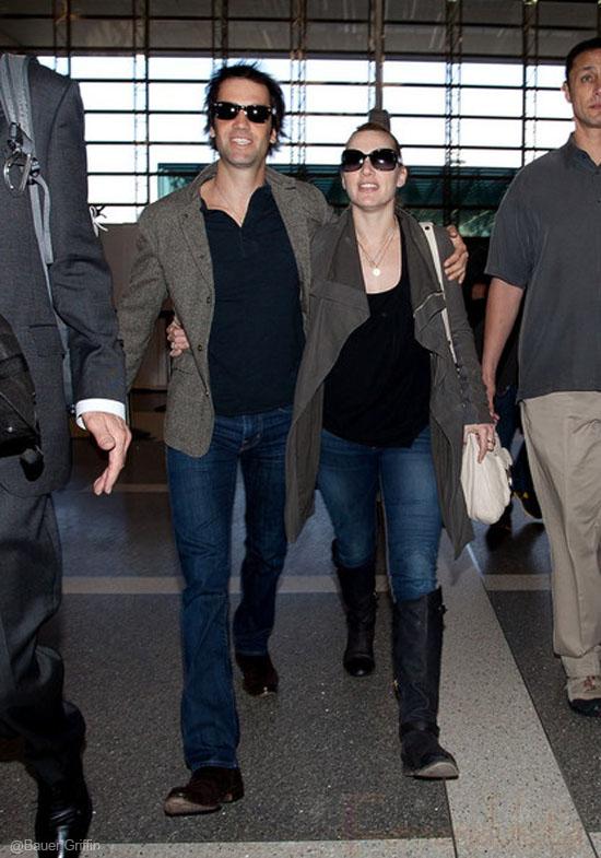 Kate Winslet se casa con Ned Rocknroll!!