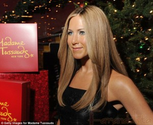 Madame Tussauds revela estatua de Jennifer Aniston en NYC