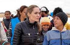Angelina Jolie & Brad Pitt donan 50 mil dólares a los refugiados de Siria