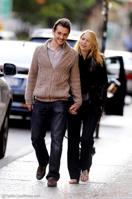 Claire Danes y Hugh Dancy dan la bienvenida a su primer hijo
