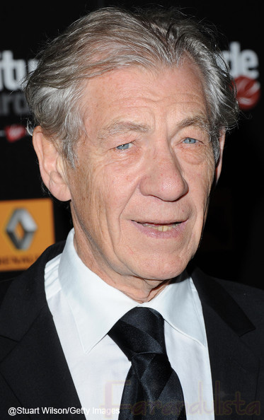 Sir Ian McKellen tiene cáncer