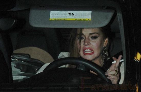 Lindsay Lohan admite que ha perdido el control!!