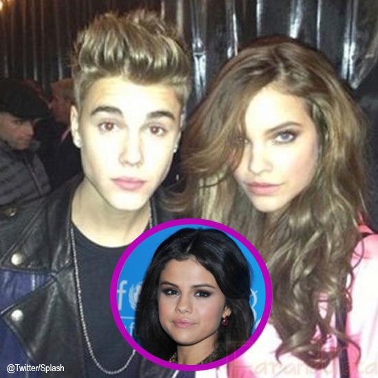 Justin Bieber pillado con la modelo de Victoria's Secret en Miami