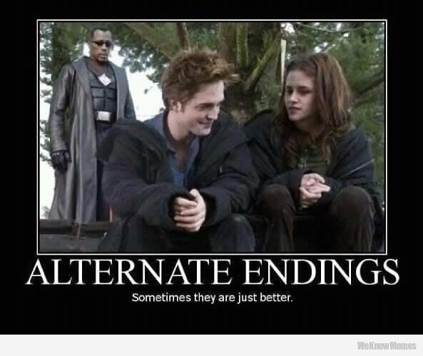 Twilight votadas las peores películas EVER!