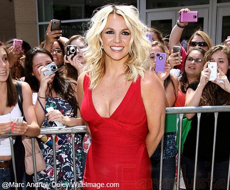 Britney Spears despedida de X Factor?