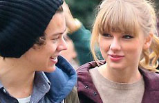 Harry Styles y Taylor Swift la nueva parejita de Hollywood!!