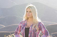 Jessica Simpson revela su nueva figura Weight Watchers