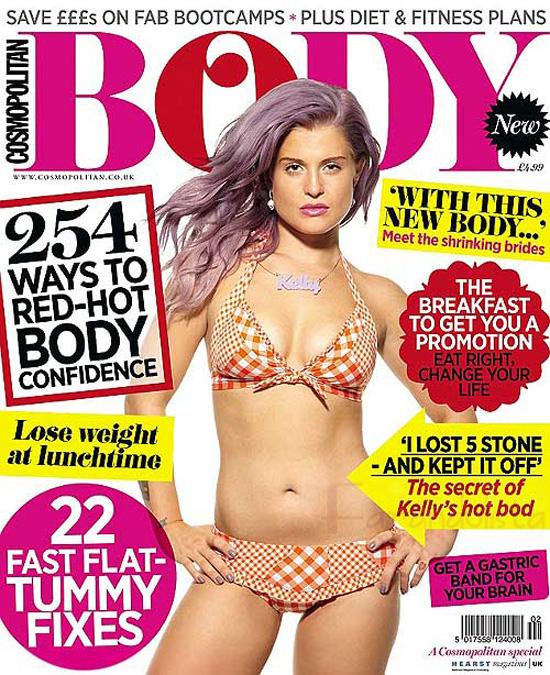 Kelly Osbourne muestra su dramática perdida de peso