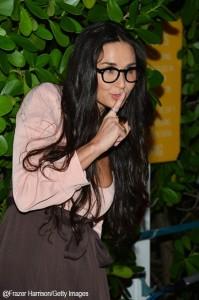 Ashton pide el divorcio - Demi queria divorciarse desde el principio
