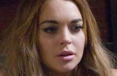 Lindsay Lohan furiosa por trailer de Scary Movie 5