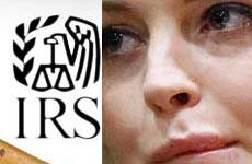 IRS le confisca las cuentas bancarias a Lindsay Lohan