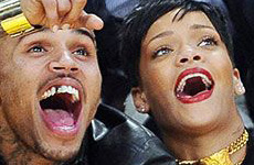 OMG… Rihanna y Chris Brown… juntos…