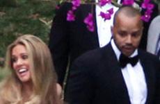 Donald Faison (Scrubs) se casó con Cacee Cobb!!