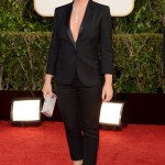 Amy Poehler vestida por Stella McCartney