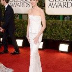 Anne Hathaway con un Chanel SS09 Collection