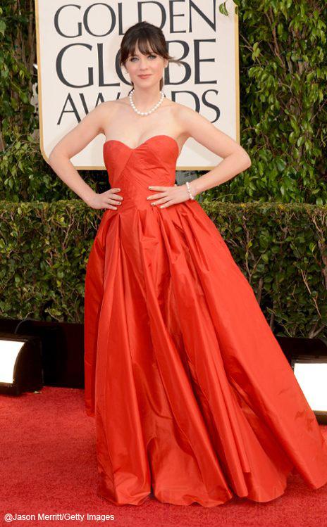 Red Carpet Golden Globes 2013 - Lo mejor y Lo Peor!!