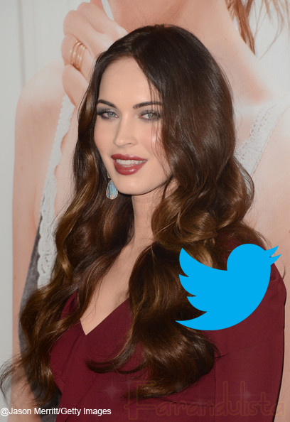 FYI: Megan Fox tiene Twitter