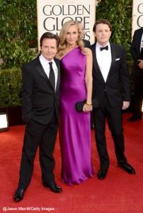 A Michael J Fox no le gusta Taylor Swift para su hijo - LOL!
