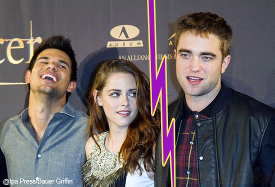 Robert Pattinson & Kristen Stewart terminaron ... again!!!