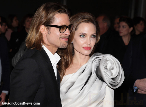 Angelina Jolie & Brad Pitt ya se casaron? Video intimo?