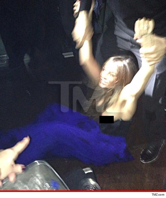 Fotos de Sofia Vergara en la pelea del club de Miami