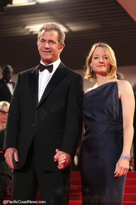 Mel Gibson es el padre de los hijos de Jodie Foster?