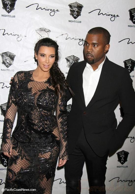 El hijo de Kim K y Kanye West (KimYe) no saldrá en TV