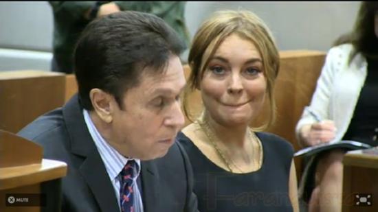 Lindsay Lohan en quiebra!! No puede pagarse un departamento en L.A