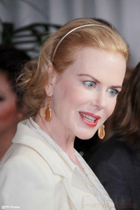 Nicole Kidman admite uso de Botox! Dice que es TODA NATURAL!!!