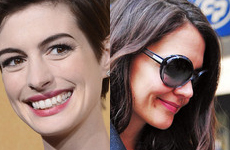 Anne Hathaway odia a Katie Holmes???