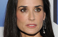 Demi Moore saliendo con Harry Morton?