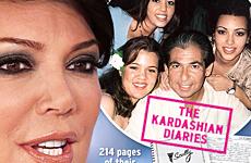 Los secretos de la niñez de Kim, Kourtney y Khloe son revelados! – InTouch