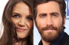 Katie Holmes y Jake Gyllenhaal saliendo en secreto? Nope!