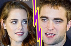 Robert Pattinson & Kristen Stewart terminaron … again!!!