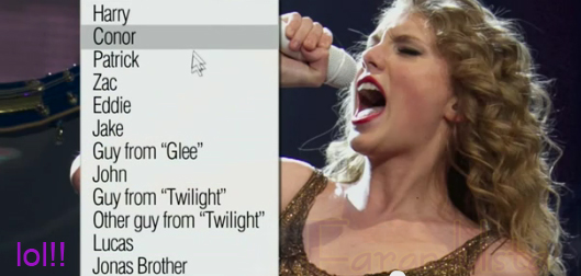 Taylor Swift avergonzada porque se rien de su vida amorosa - Nueva canción!!!